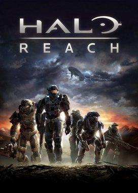 Box art hry Halo: Reach