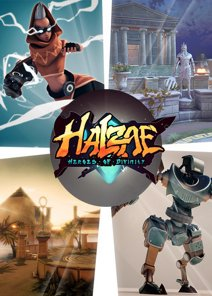 Halzae: Heroes of Divinity
