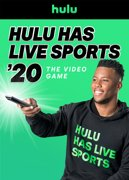 Hulu Has Live Sports '20: The Video Game