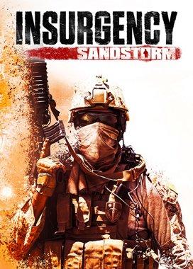 Insurgency: Sandstorm Game Cover