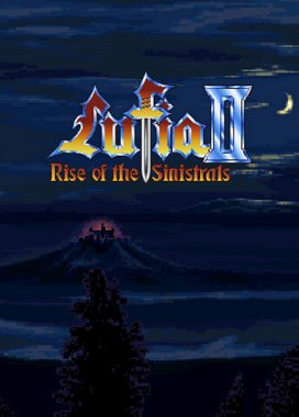 Lufia II: Rise of the Sinistrals Game Cover