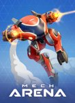 Twitch Streamers Unite - Mech Arena: Robot Showdown Box Art