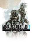 Twitch Streamers Unite - Metal Gear Solid 2: Substance Box Art