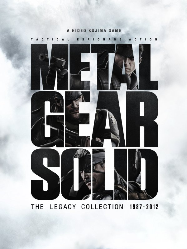 Metal Gear Solid: The Legacy Collection 1987-2012