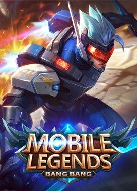 Mobile Legends: Bang Bang Game Cover