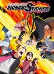 Twitch Streamers Unite - Naruto to Boruto: Shinobi Striker Box Art