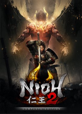 Box art for Nioh 2: The Complete Edition
