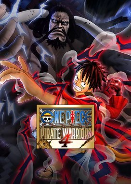 One Piece: Pirate Warriors 4 Game Cover