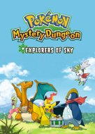 View stats for Pokémon Mystery Dungeon: Explorers of Sky