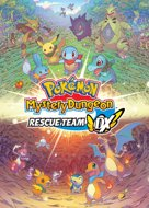 View stats for Pokémon Mystery Dungeon: Rescue Team DX