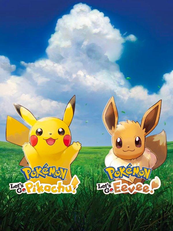 Pokémon: Let's Go, Pikachu!/Eevee!