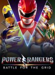 Twitch Streamers Unite - Power Rangers: Battle for the Grid Box Art
