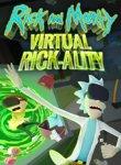 Twitch Streamers Unite - Rick and Morty: Virtual Rick-ality Box Art