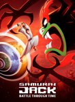 Twitch Streamers Unite - Samurai Jack: Battle Through Time Box Art