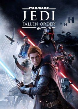 Clips of Star Wars Jedi: Fallen Order