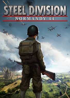 Steel Division: Normandy 44 logo
