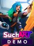 Twitch Streamers Unite - SuchArt: Creative Space Box Art