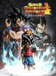 Twitch Streamers Unite - Super Dragon Ball Heroes: World Mission Box Art