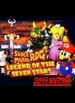 Twitch Streamers Unite - Super Mario RPG: Legend of the Seven Stars Box Art