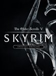 Twitch Streamers Unite - The Elder Scrolls V: Skyrim Box Art
