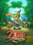 Twitch Streamers Unite - The Legend of Zelda: The Minish Cap Box Art