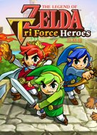 View stats for The Legend of Zelda: Tri Force Heroes