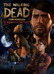 Twitch Streamers Unite - The Walking Dead: A New Frontier Box Art