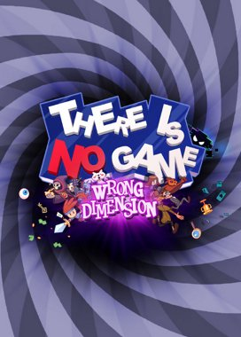 There Is No Game : Wrong Dimension Game Cover