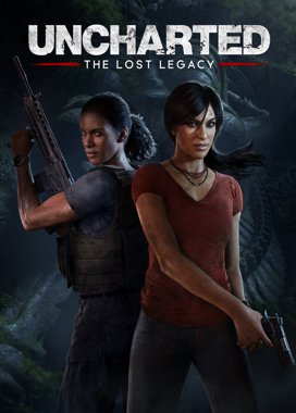 Uncharted: The Lost Legacy Game Cover