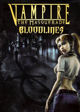 Vampire: The Masquerade - Bloodlines Game Cover
