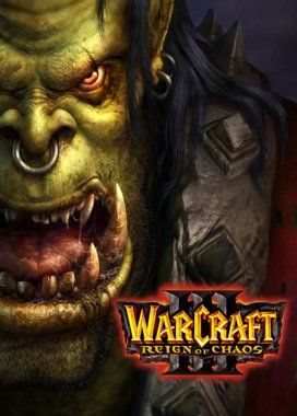Warcraft III: Reign of Chaos logo