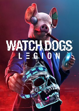 Clips of Watch Dogs: Legion