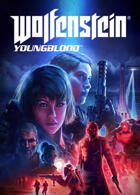 Box art hry Wolfenstein: Youngblood