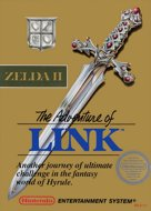 View stats for Zelda II: The Adventure of Link