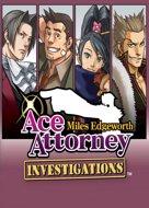 Ace Attorney Investigations: Miles Edgeworth