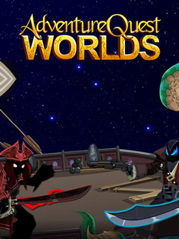 AdventureQuest Worlds - Twitch