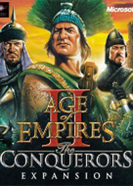 Age of Empires II: The Conquerors logo