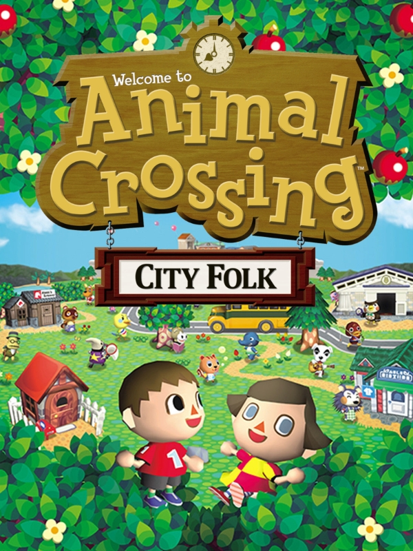 Image result for animal crossing City Folk