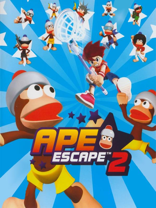 Ape Escape 2 - Twitch