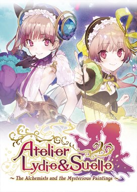 Atelier Lydie Suelle The Alchemists and the Mysterious Paintings