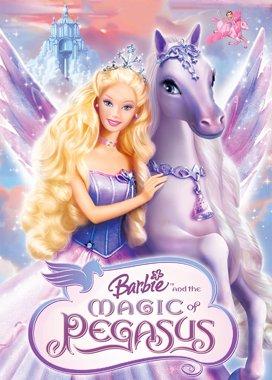 Barbie and The Magic of Pegasus Game Cover