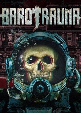 Barotrauma Game Cover