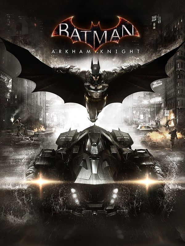 Game: Batman: Arkham Knight