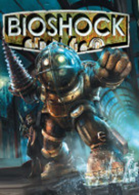 BioShock Game Cover