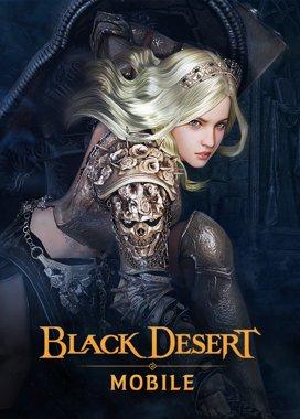 Black Desert Mobile Game Cover