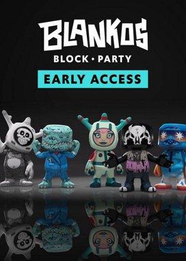 Blankos Block Party