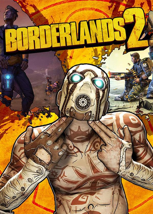 Borderlands 2 - Twitch