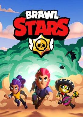 Brawl Stars Game Cover