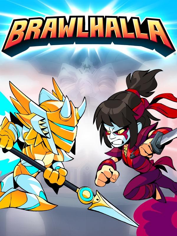 Brawlhalla - Twitch