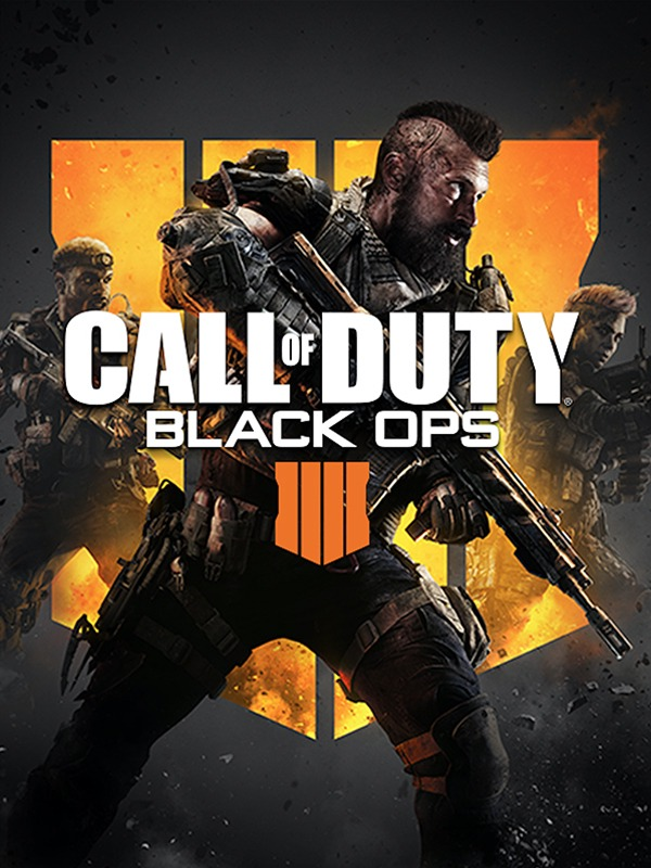 Game: Call of Duty: Black Ops 4